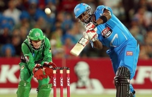 Adelaide Strikers vs Melbourne stars first match big bash league 2014-15.
