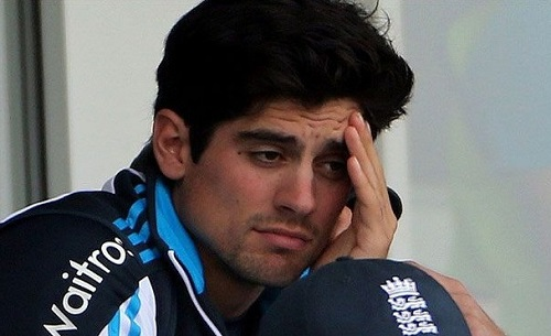 Alistair cook sacked from England ODI captaincy, Morgan to lead in world cup 2015.