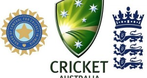 India and England in Australia 2015 ODI Tri-Series