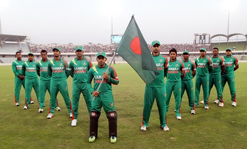 Bangladesh 30 probable for icc cricket world cup 2015.