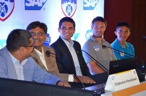 Bengaluru Football Club launches official app.