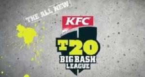 Big Bash 2014-15 Points Table
