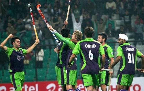 Delhi Waveriders forward to defend hockey india league title in 2015.