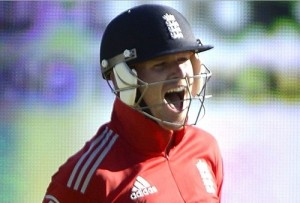 Eoin Morgan to lead announced 15 members squad in ICC cricket world cup 2015.