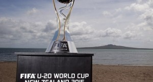 2015 FIFA U-20 World Cup at New Zealand