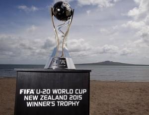 FIFA u-20 world cup 2015 at New Zealand.