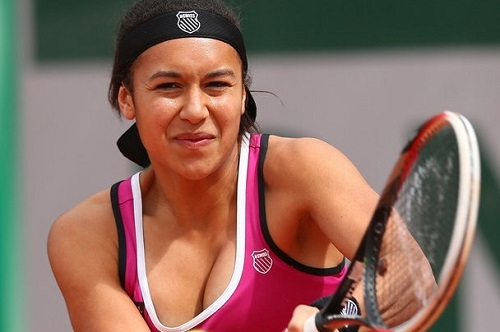 Heather Watson to make debut in hopman cup 2015 with Andy Murray in a mixed double match.