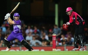Hobart Hurricanes vs Sydney Sixers match-6 live streaming big bash 2014-15.