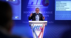 Hockey India League 2015 Players auction