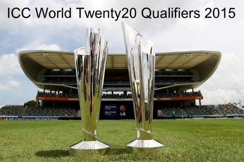 ICC World Twenty20 Qualifiers 2015.