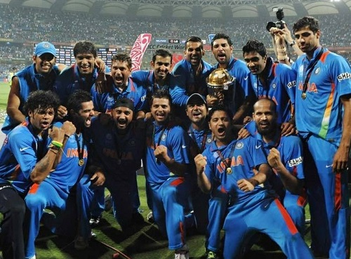 India probable 30 players list for cricket world cup 2015.