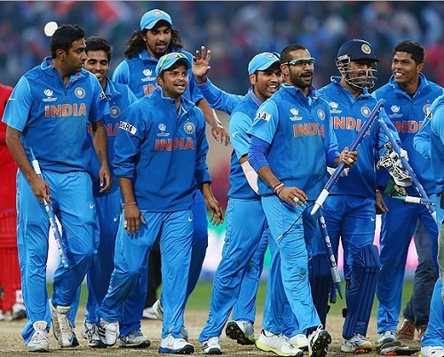 Indian Matches Schedule For 2015 Cricket World Cup Sports