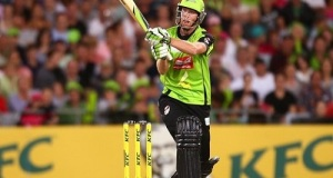 Floros to replace injured Buchanan in Brisbane Heat squad BBL 04