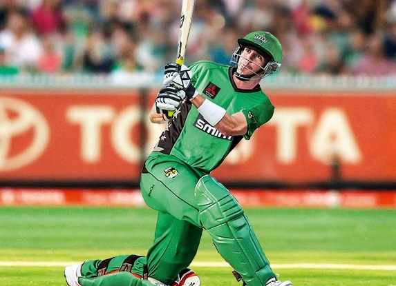 Kevin Pietersen made 66 in debutant match of BBL 04.