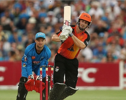 Perth Scorchers vs Adelaide Strikers match-5 big bash 2014-15.