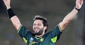 Shahid Afridi to Retire from ODIs after cricket world cup 2015