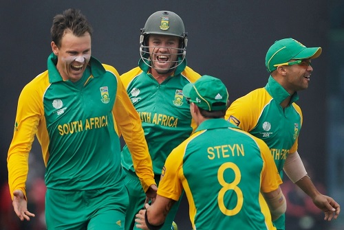 South Africa cricket team 30 probable for ICC world cup 2015.