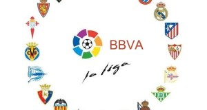 La Liga BBVA 2014-15 Points Table and Teams Standing