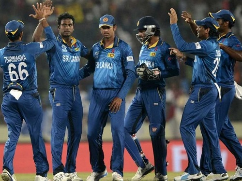 Sri Lanka 30 probable squad for ICC world cup 2015.