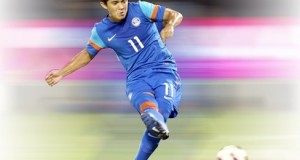 Sunil Chhetri awarded AIFF Player of the Year 2014