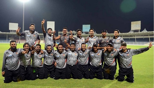 UAE 30 players probable squad for cricket world cup 2015.