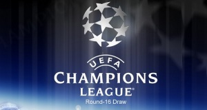 Champions League Draw 16: Barcelona to face Manchester city