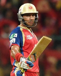 Yuvraj singh in the players list who are released for IPL 2015 auction.