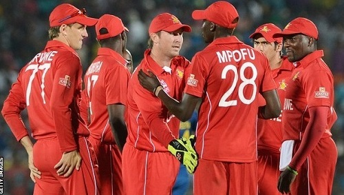 Zimbabwe cricket team 30 probable list for icc world cup 2015.