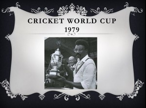 1979 ICC cricket world cup team squads.