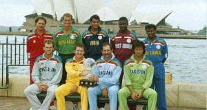 1992 ICC Cricket World Cup Team Squads, Players List