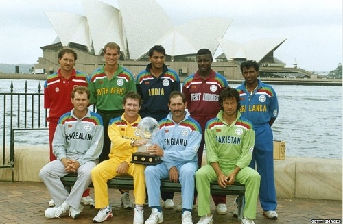 1992 cricket world cup teams and squads.
