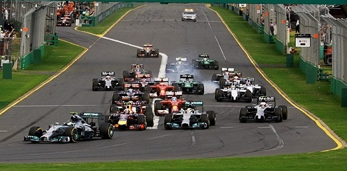 2015 Formula 1 race championship calendar and how to buy tickets info.