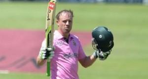 Ab de Villiers hits fastest ODI Ton in 31 balls at Johannesburg