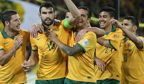 Australia beat UAE by 2-0 in asian cup 2015 semifinal to enter in final.