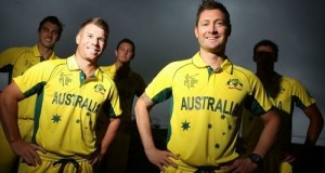 Video: Australia Cricket Team for 2015 ICC world cup