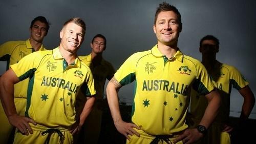 Australia declared 15 man squad for 2015 ICC cricket world cup.