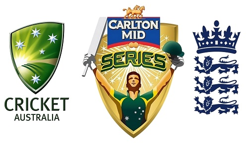 Australia vs England  Carlton ODI Tri series 2015 first match live streaming, teams and preview.