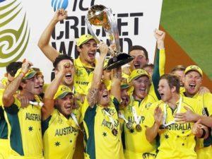 Australia won 2015 cricket world cup