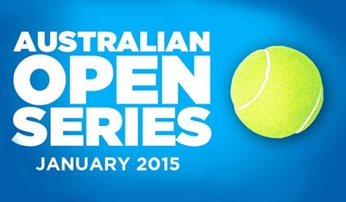 Australian Open 2015 women's singles quarterfinals schedule.