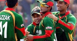 Bangladesh declared 15-man squad for cricket world cup 2015