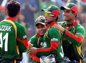 Bangladesh announced 15-members squad for cricket world cup 2015.