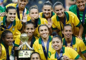 Brazil Women wants to win first FIFA World Cup in Canada.