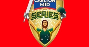 Carlton Mid ODI Tri-Series 2015 Points Table
