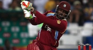 Chris Gayle hits fastest fifty ever for West Indies in Twenty20s