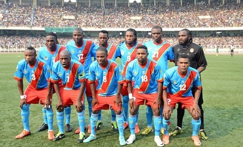 Congo 23-man roster for 2015 Africa Cup of nations.
