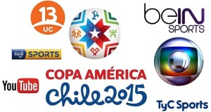 Copa America 2015 Broadcasters, TV channels, Live Streaming
