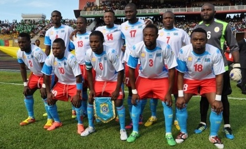 DR Congo 23-man roster for 2015 orange africa cup of nations.