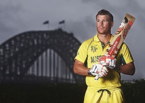 David Warner, George Bailey to play against India in SCG.