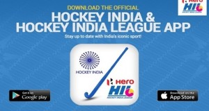 Download Official App of Hockey India and Hockey India league