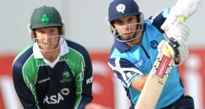 UAE to host Scotland, Ireland and Afghanistan Tri-series 2015